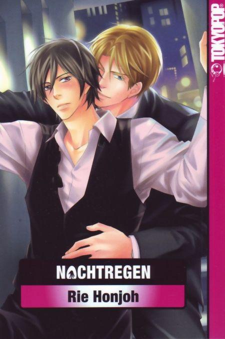 Nachtregen - Das Cover