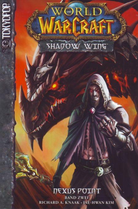 WarCraft - Shadow Wing 2: Nexus Point - Das Cover
