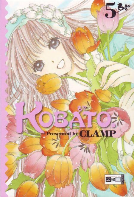 Kobato 5 - Das Cover