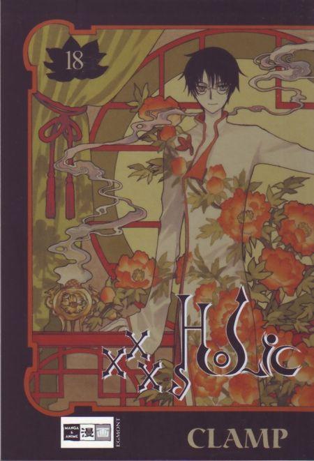 xxxHolic 18 - Das Cover