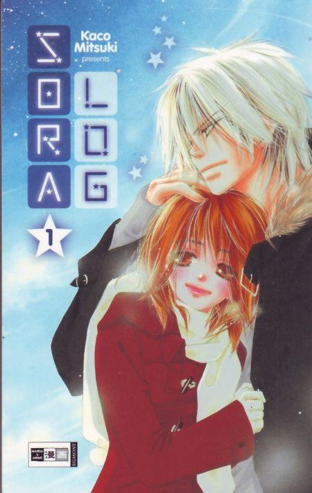Sora Log 1 - Das Cover