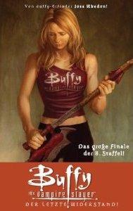 Buffy The Vampire Slayer, 8. Staffel 8: Der letzte Widerstand - Das Cover