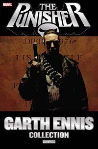 The Punisher: Garth Ennis Collection 7 - Das Cover