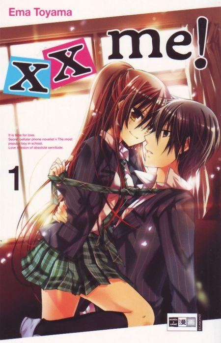 XX Me! 1 - Das Cover