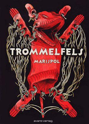 Trommelfels - Das Cover