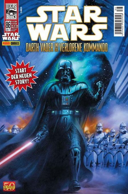 Star Wars 86 - Das Cover