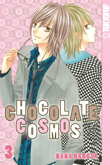Chocolate Cosmos 3 - Das Cover
