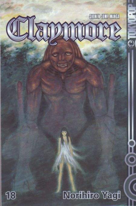 Claymore 18 - Das Cover