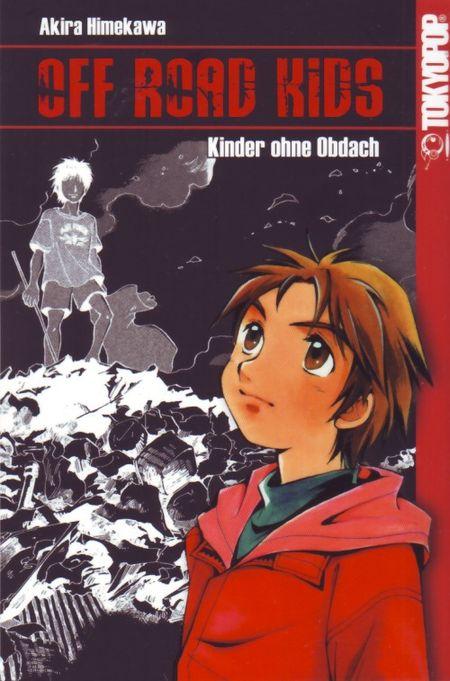 Off Road Kids: Kinder ohne Obdach - Das Cover