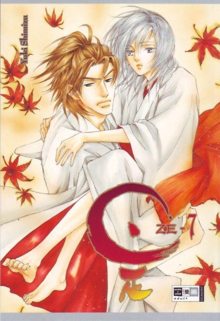 ZE 7 - Das Cover