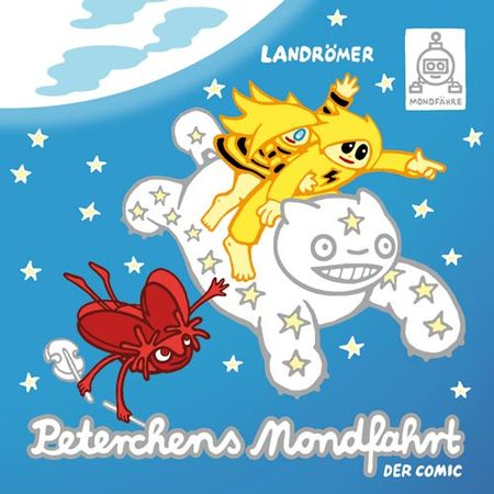 Peterchens Mondfahrt - Das Cover