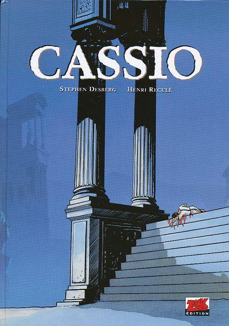 Cassio Gesamtausgabe - Das Cover