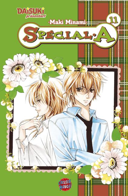 Special A 11 - Das Cover