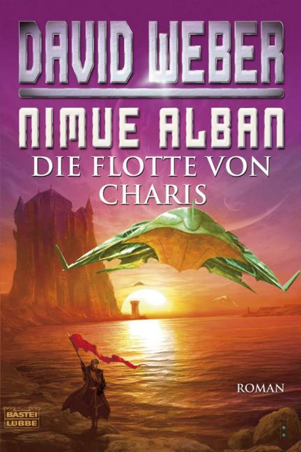 Nimue Alban 04: Die Flotte von Charis - Das Cover