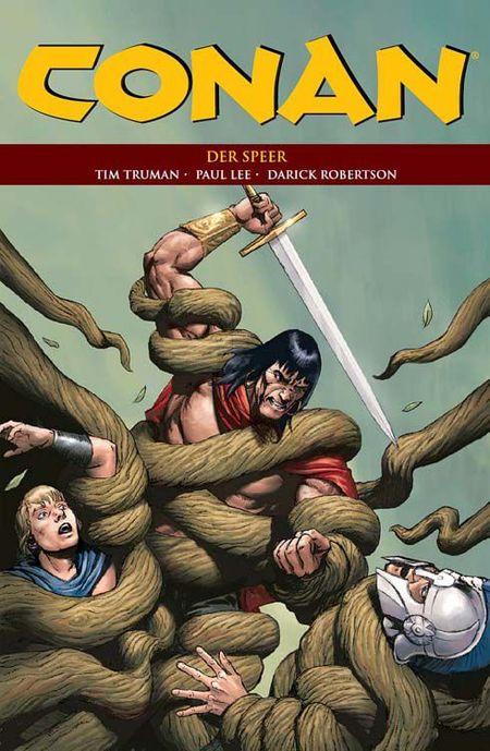 Conan 15 - Das Cover