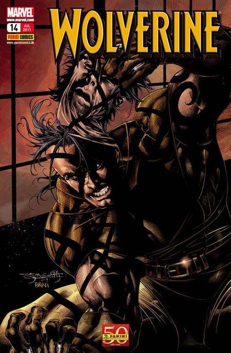 Wolverine 14: Abrechnung - Das Cover
