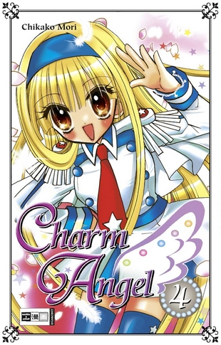 Charm Angel 4 - Das Cover