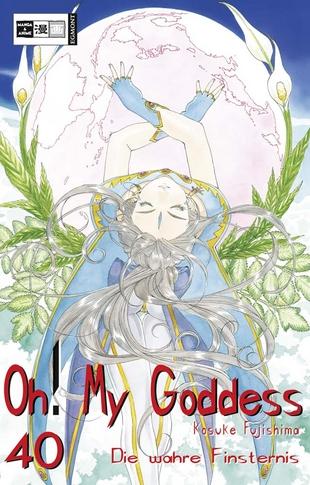Oh! My Goddess 40: Die wahre Finsternis - Das Cover