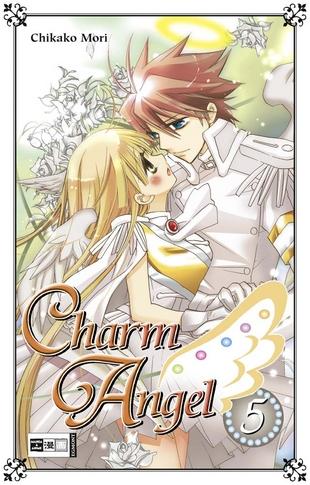 Charm Angel 5 - Das Cover