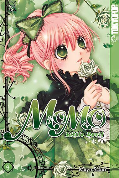 Momo Little Devil 4 - Das Cover