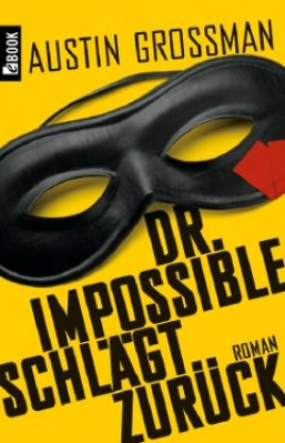 Dr. Impossible schlägt zurück - Das Cover