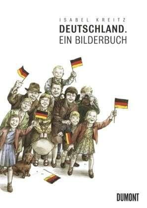 Deutschland. Ein Bilderbuch - Das Cover