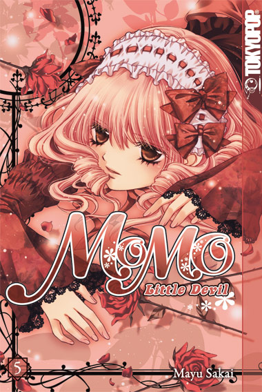 Momo Little Devil 5 - Das Cover