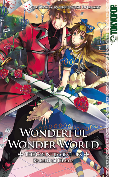 Wonderful Wonder World: The Country of Clubs 2 - Knight of Hearts - Das Cover