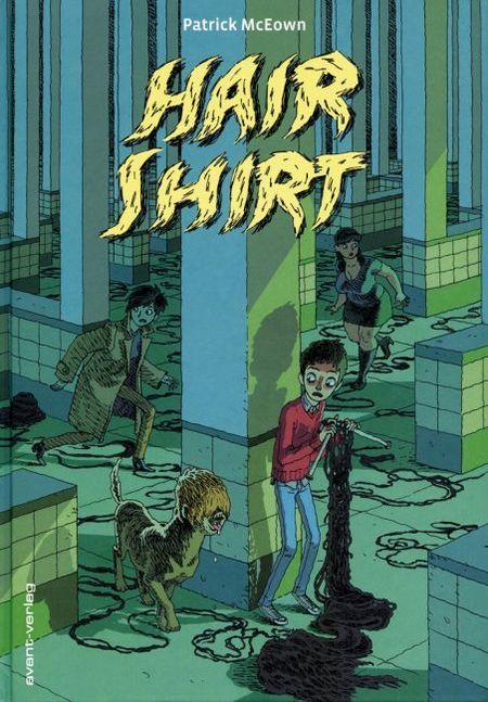 Hair Shirt - Das Cover