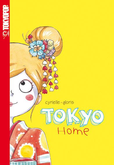 Tokyo Home - Das Cover