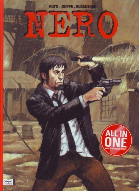Nero - Das Cover