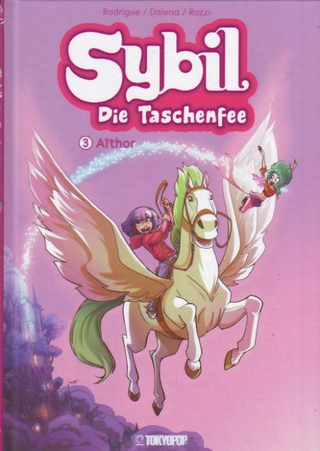 Sybil die Taschenfee 3: Aithor - Das Cover