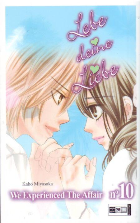 Lebe deine Liebe 10 - Das Cover