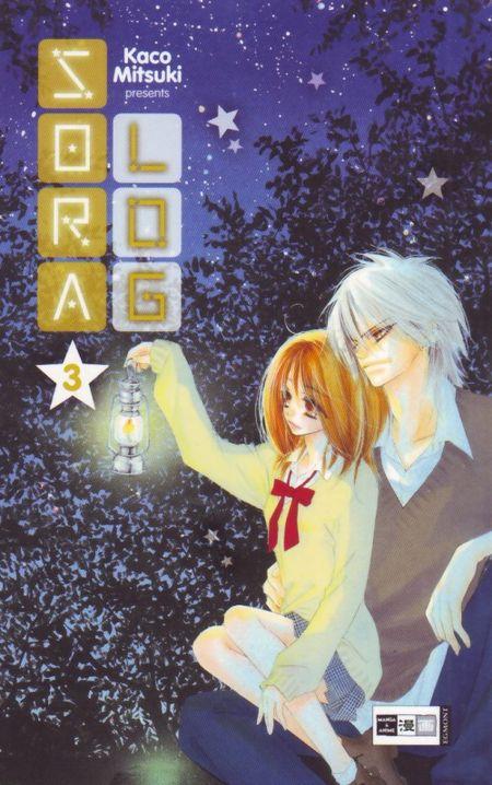 Sora Log 3 - Das Cover