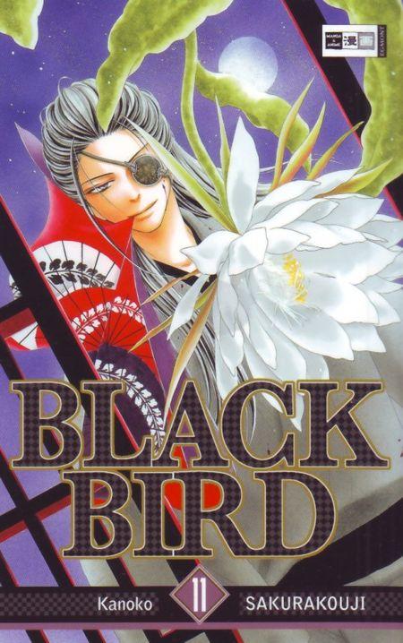 Black Bird 11 - Das Cover