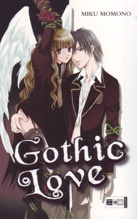 Gothic Love - Das Cover