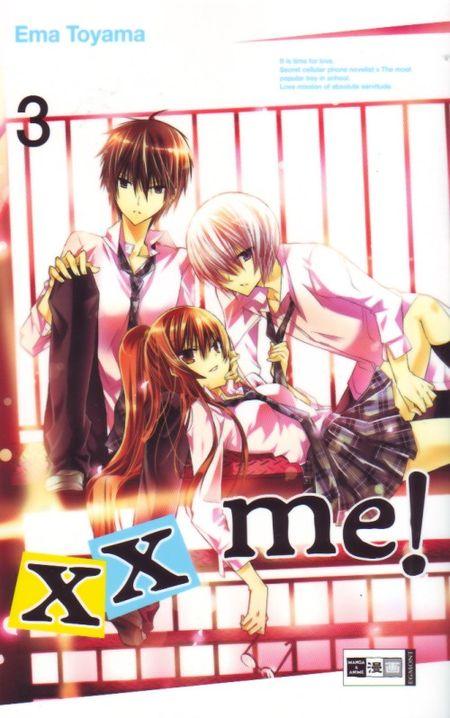 XX Me! 3 - Das Cover