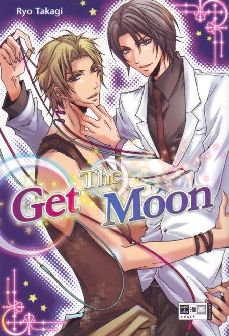 Get the Moon - Das Cover
