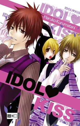 Idol Kiss - Das Cover