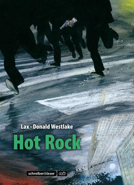 Hot Rock - Das Cover