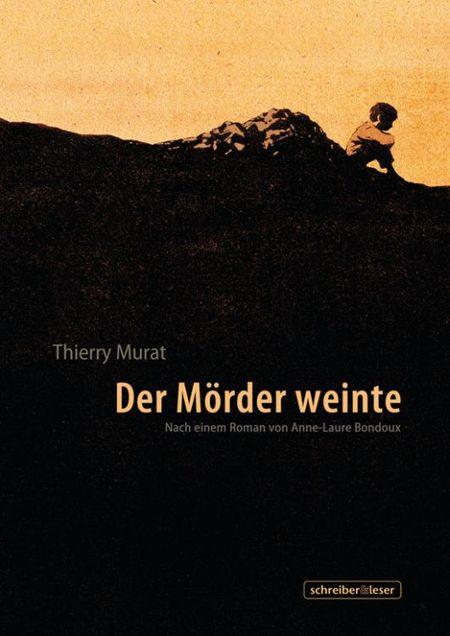 Der Mörder weinte - Das Cover