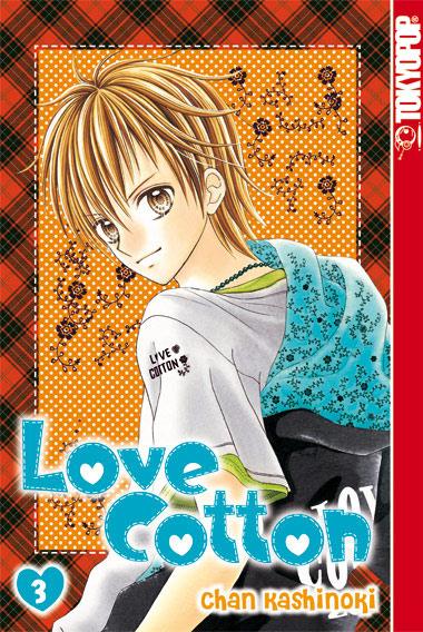 Love Cotton 3 - Das Cover
