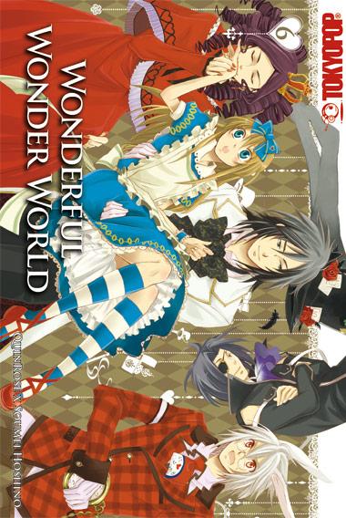 Wonderful Wonder World 6 - Das Cover