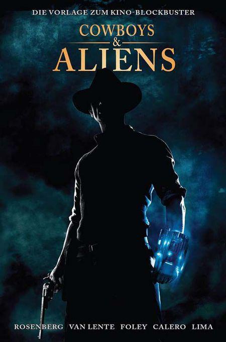 Cowboys & Aliens - Der Comic zum Film - Das Cover