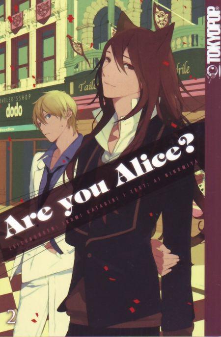 Are you Alice? 2 - Das Cover