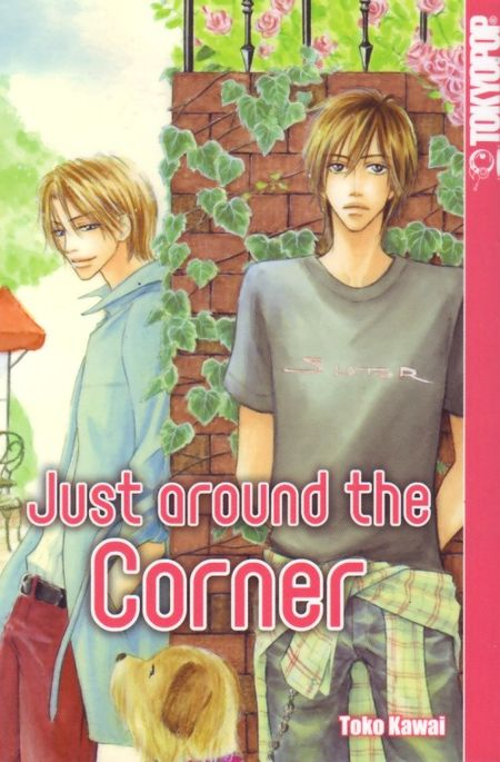 Just around the Corner - Das Cover
