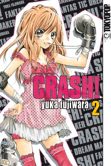 Crash! 2 - Das Cover