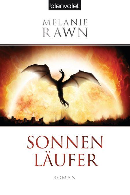 Die Drachenprinz-Saga 1: Sonnenläufer - Das Cover