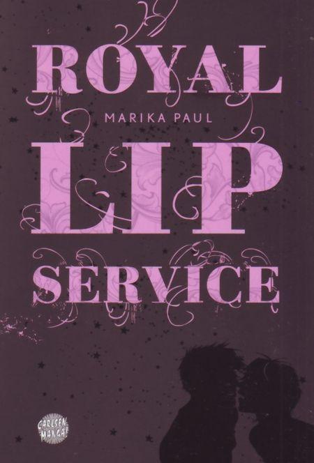 Royal Lip Service - Das Cover