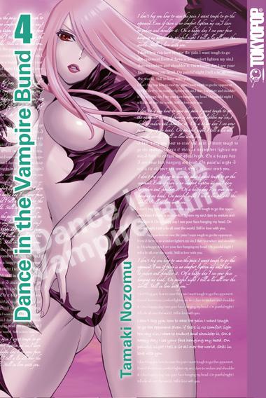 Dance in the Vampire Bund 4 - Das Cover